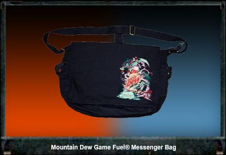 MtDewmessengerbag